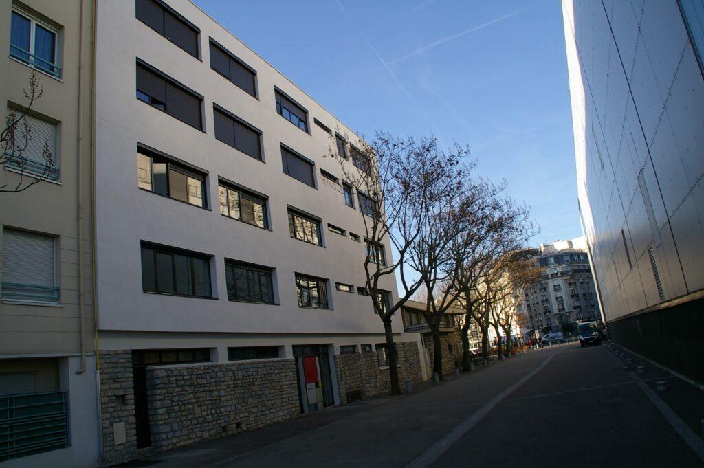Résidence historique Rue Charlot